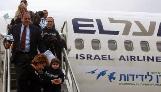 Judíos de Ucrania empiezan a retornar a Israel